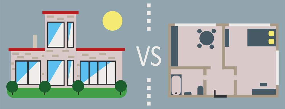 Real Estate Investing, Single Family vs Condo